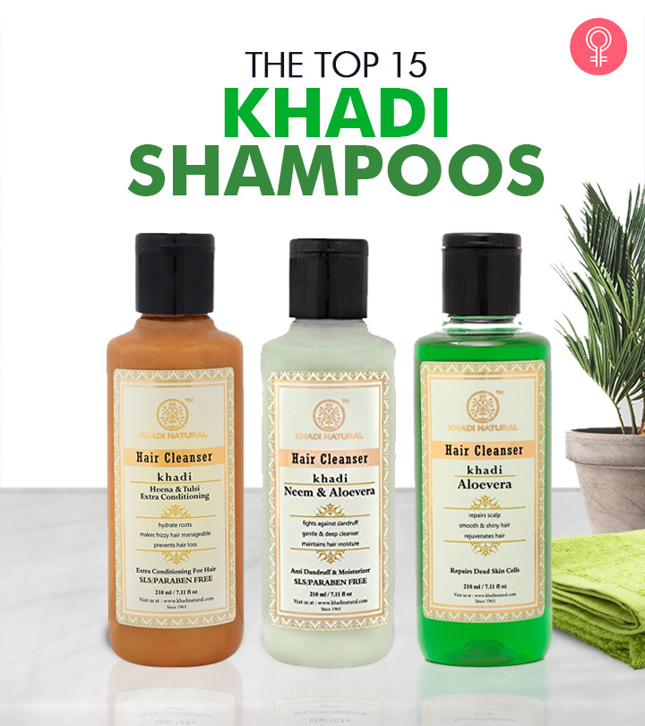 The Top 15 Khadi Shampoos Of 2020 In India