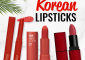 Top 9 Korean Lipsticks
