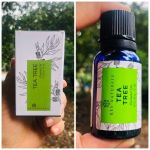 Rey Naturals Tea Tree Essential Oil pic 2-Works wonder for skin and hair-By rupalimehra186