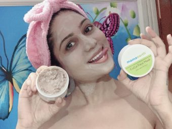 Mamaearth Coco Face Mask With Coffee & Cocoa pic 1-Best Rejuvenating Face Mask-By mahekhanitha