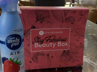 Ambi Pur Air Freshener – Sweet berries pic 1-Effective air freshner-By tanvijalan