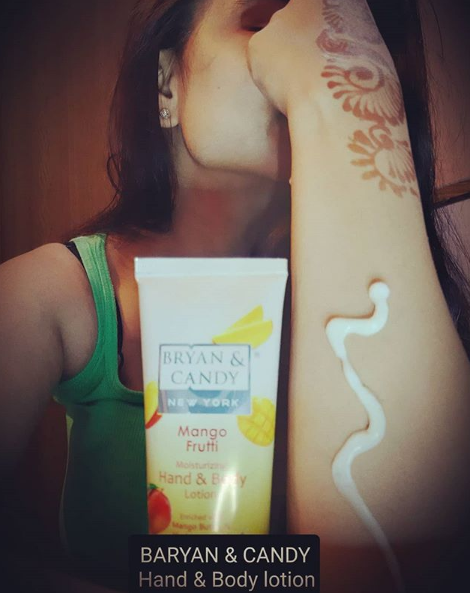 Bryan & Candy New York Mango Frutti Hand and Body Lotion -Perfect Lotion for Soft Skin-By bhawana2906