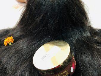 Oriental Botanics Red Onion Hair Mask -oriental botanics onion mask-By priyankaraj