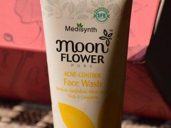 Moonflower Acne Control Face Wash -Amazing-By nehajha