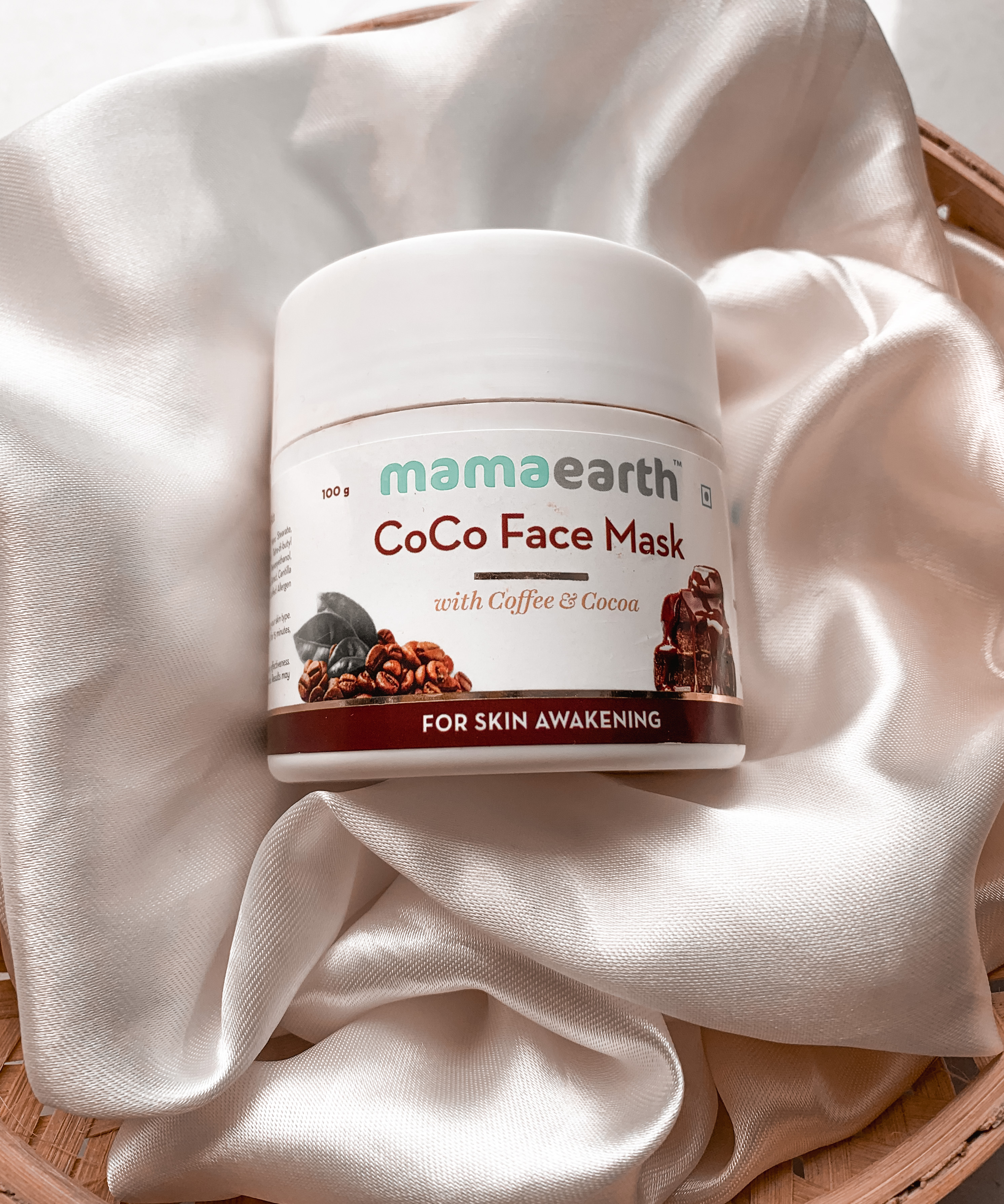 Mamaearth Coco Face Mask With Coffee & Cocoa-Nice product-By tejaswi_baronia