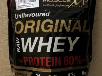 MuscleXP Raw Whey Protein 80% Powder Unflavoured -Unflavoured, Try it!!-By karansakhri