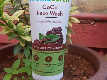 Mamaearth Coco Face Wash With Coffee & Cocoa -A good face wash-By saumya_suresh