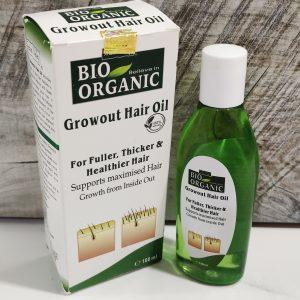 Indus Valley Bio Organic Growout Hair Oil pic 1-Healthy and Shiny Hair-By sana_ziya