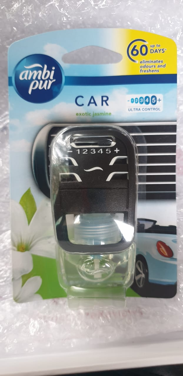 Ambi Pur Car Air Freshener – Exotic Jasmine-Great Product-By sneha_doshi