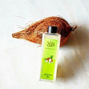 Vegebaby Natural Cold Pressed Extra Virgin Coconut Oil -Very light oil-By pooja_jain2