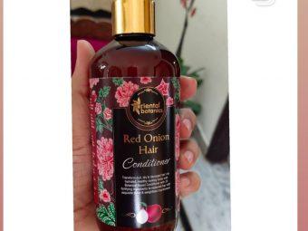 Oriental Botanics Red Onion Hair Conditioner -Very very effective-By sunita_yadav