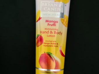 Bryan & Candy New York Mango Frutti Hand and Body Lotion -mango frutti hand and body lotion-By life_in_slow_motion