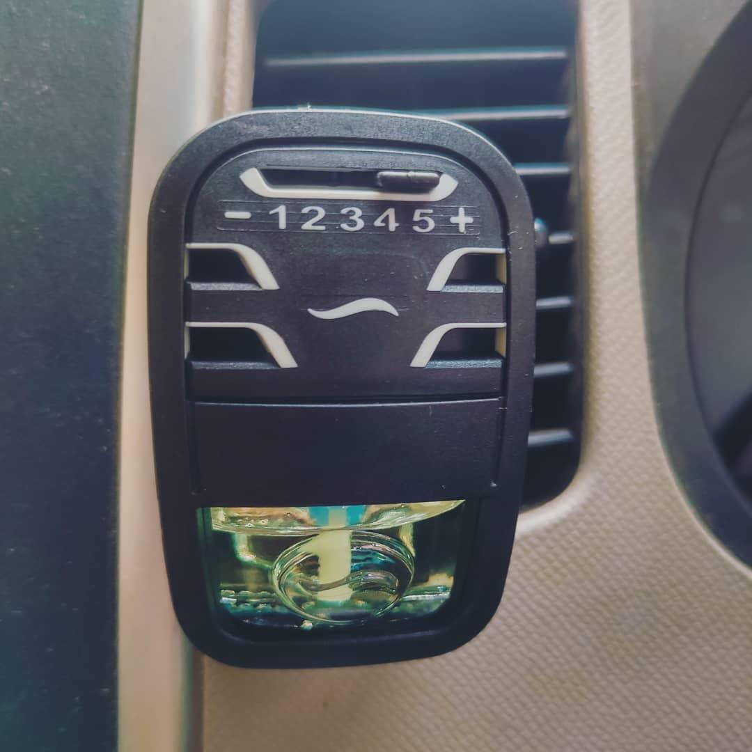 Ambi Pur Car Air Freshener – Exotic Jasmine-One of the best car freshner-By ritikashrestha