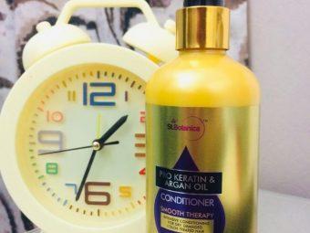St.Botanica Pro Keratin & Argan Oil Shampoo -Salon free keratin hair-By wardha_khan