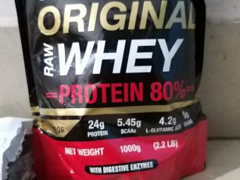 MuscleXP Raw Whey Protein 80% Powder Unflavoured pic 6-Nice and Nutritious-By varsha_banerjee