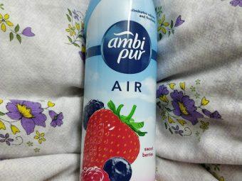 Ambi Pur Air Freshener – Sweet berries -Ambi pure freshner-By ruchi_goel