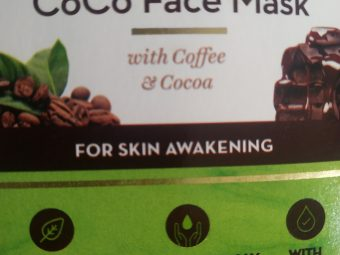 Mamaearth Coco Face Mask With Coffee & Cocoa -I love this product…-By mummas_duniya