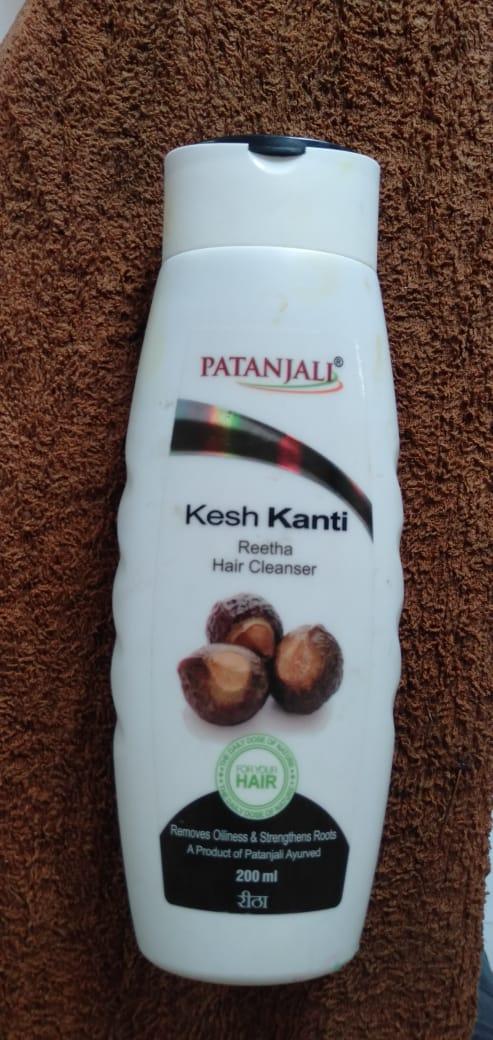 Patanjali Kesh Kanti Reetha Hair Cleanser -Very gud cleanser-By mukta_phutela