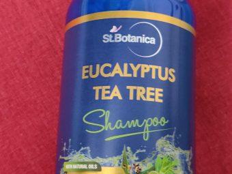 St.Botanica Eucalyptus & Tea Tree Dry Hair Repair Shampoo -Best routine shampoo-By shalakaempathy