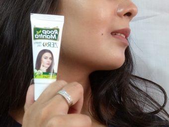 Roop Mantra Zero Pimple Gel -Works quite fine-By purvidhaniwala