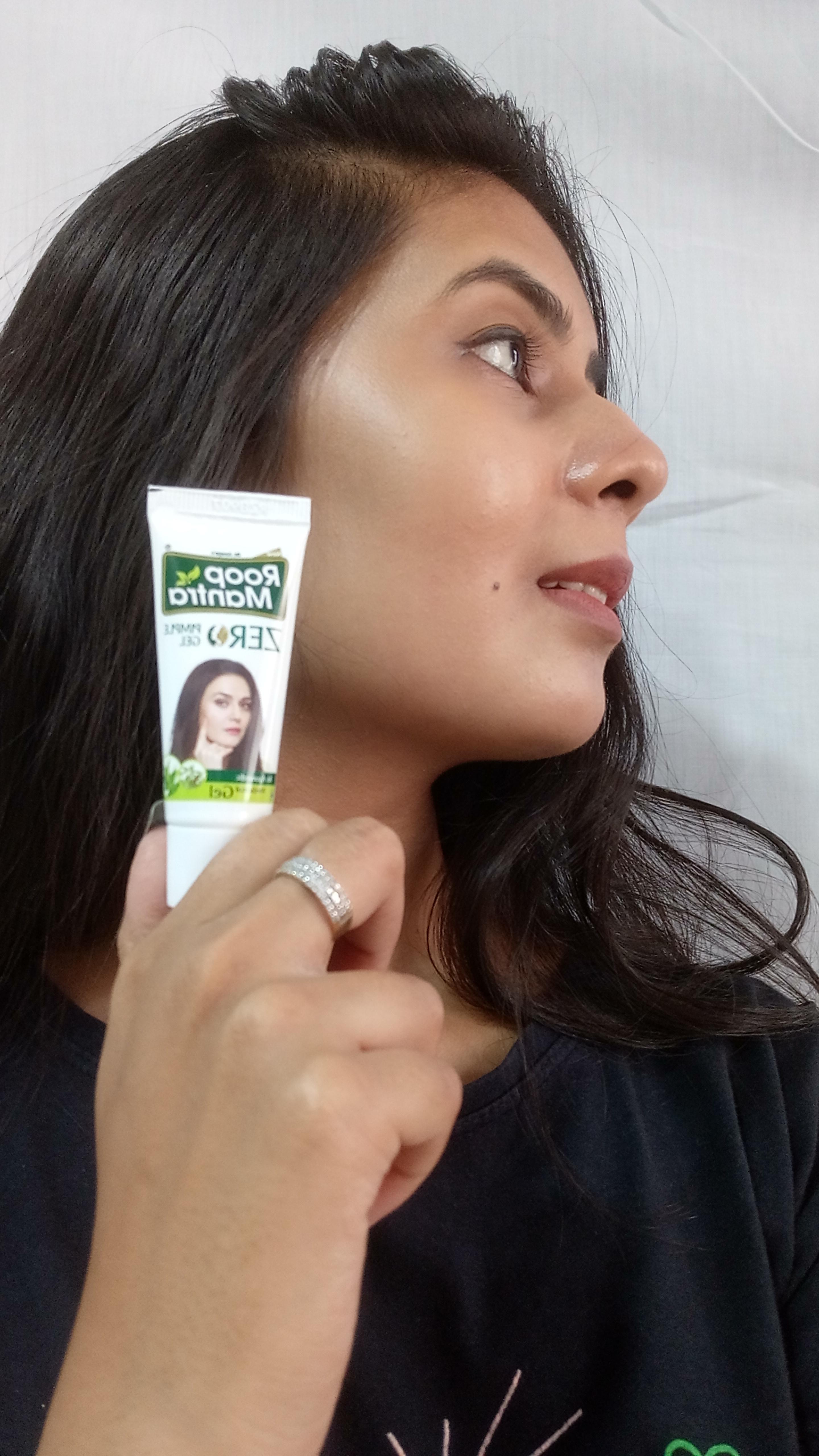 Roop Mantra Zero Pimple Gel-Works quite fine-By purvidhaniwala