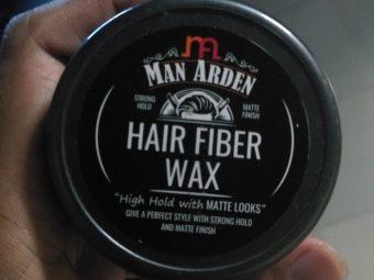 Man Arden Hair Fiber Wax -Best hairstyle product-By pravinrane