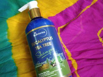 St.Botanica Eucalyptus & Tea Tree Dry Hair Repair Shampoo -Natural product-By branded_gupshup