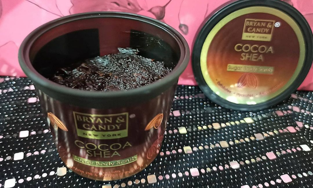Bryan & Candy New York Cocoa Shea Sugar Body Scrub-Leaves your skin super healthy and smooth-By kritikakathuria-1