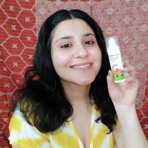 Mamaearth Skin Illuminate Face Serum With Vitamin C & Turmeric -Best for hyperpigmentation-By neha_takuli