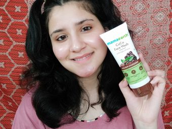 Mamaearth Coco Face Wash With Coffee & Cocoa -This becomes my favourite-By neha_takuli
