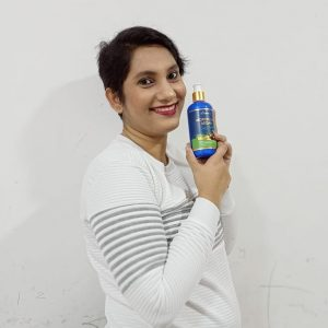 St.Botanica Moroccan Argan Hair Conditioner -Best conditioner for coloured hair-By swati_suvarna