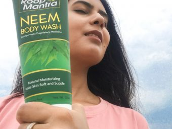 Roop Mantra Neem Body Wash -An effective body wash-By purvidhaniwala