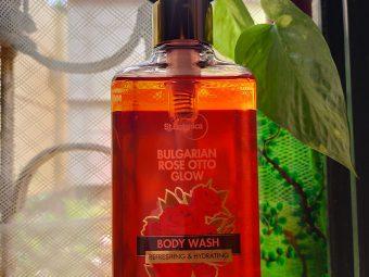 StBotanica Bulgarian Rose Otto Glow Body Wash -Very Hydrating-By _greedy_guts_