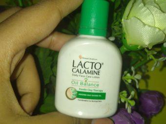 Lacto Calamine Skin Balance Daily Nourishing Lotion -Tinted Lotion-By indranireviews