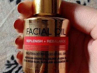 StBotanica Pure Radiance Facial Oil -My favourite facial oil till today-By sheetalbaral22