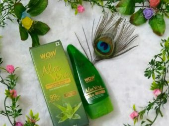 WOW Skin Science Aloe Vera Gel pic 1-gel that makes your skin beautifully hell-By hashtag_krati