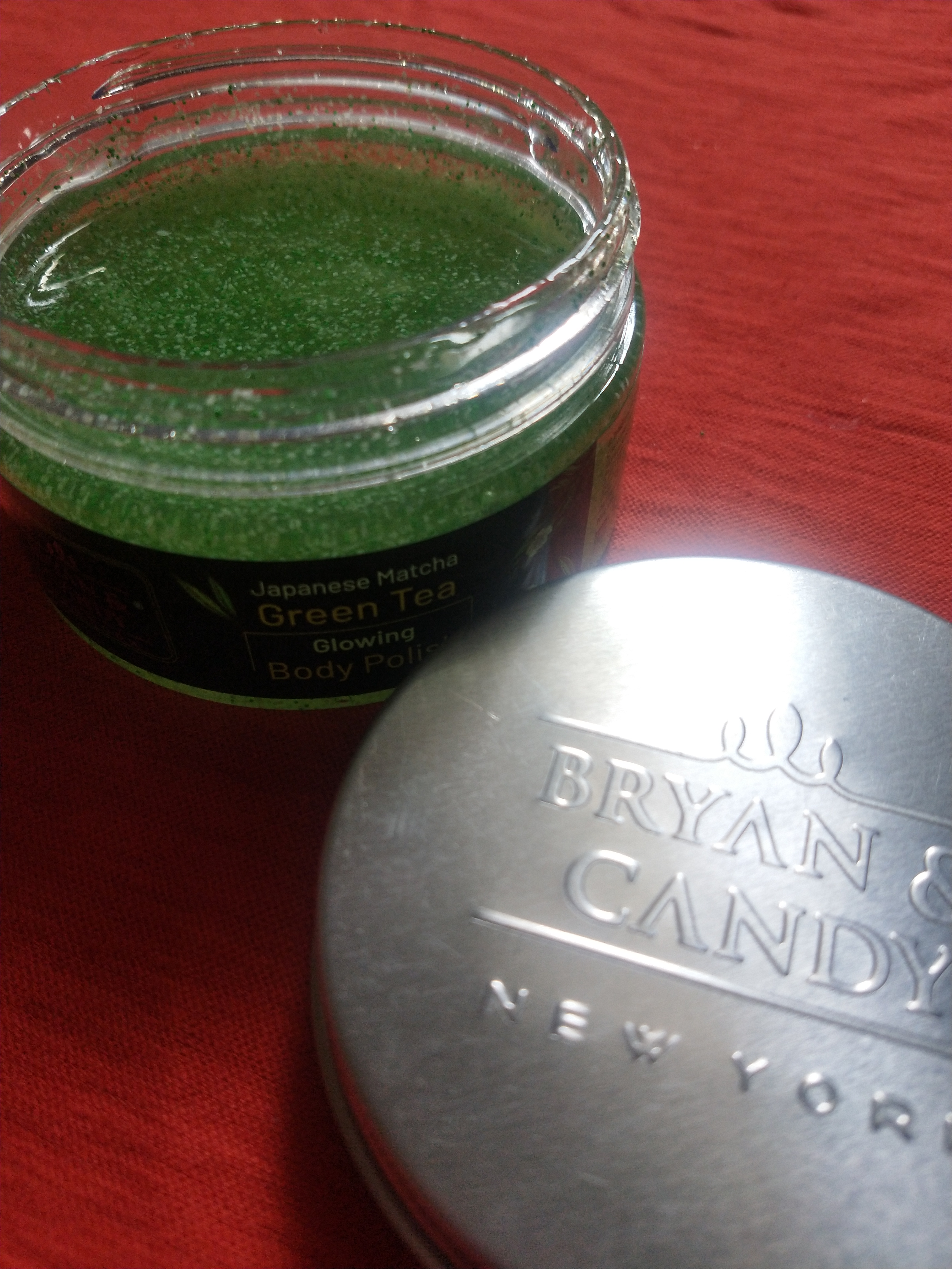 Bryan & Candy New York Green Tea Body Polish-Body polish – leaves skin smooth, no bumps .-By miss_hungry_soul-3