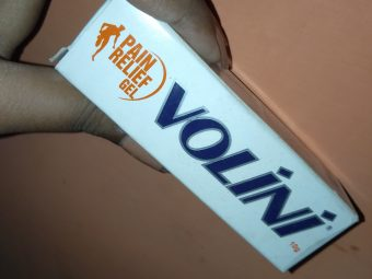 Volini Pain Relief Gel -It Has A Cooling Effect-By indranireviews