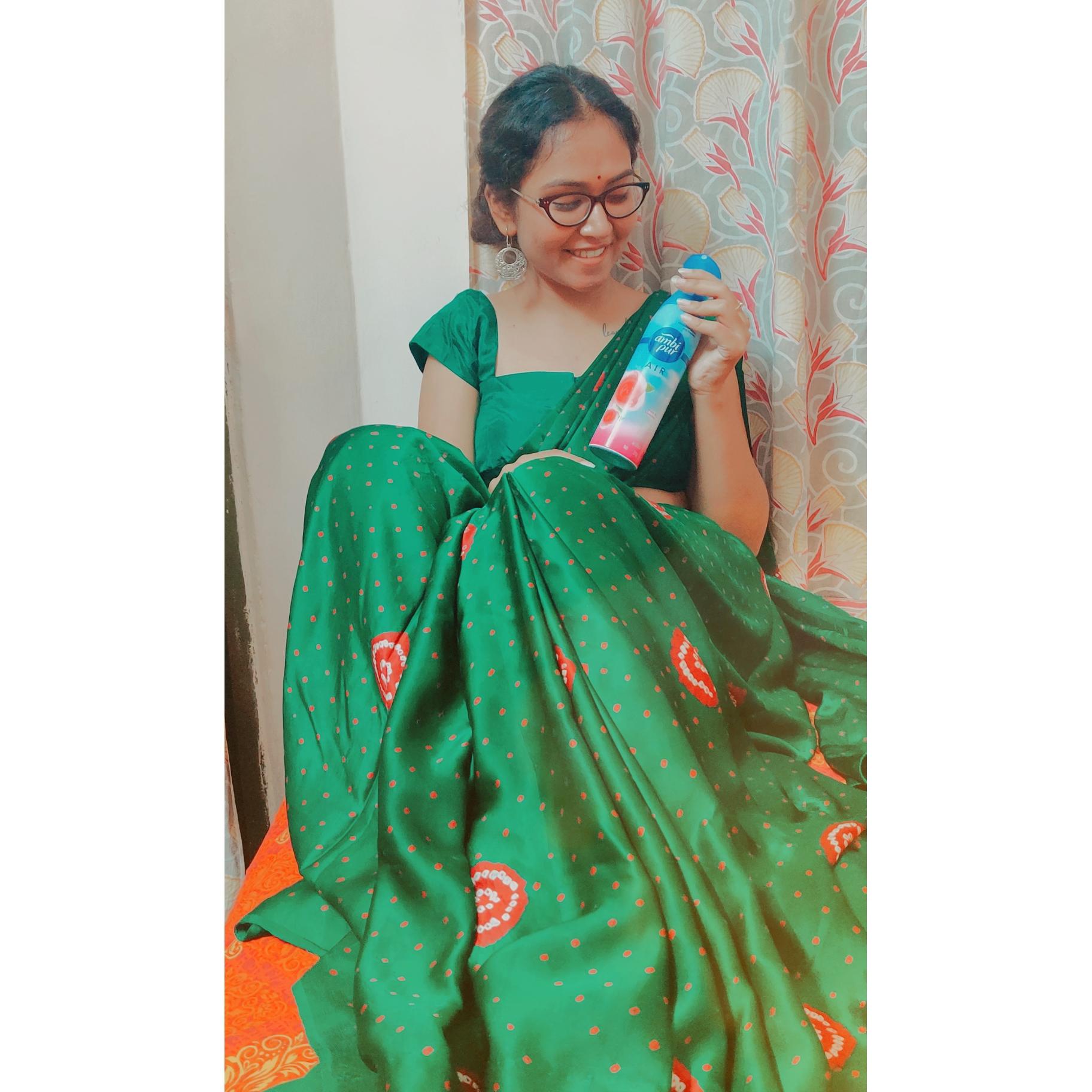 Ambi Pur Air Freshener – Rose and Blossom -Long-lasting fragrance-By urvashimohanani