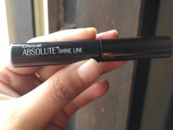 Lakme Absolute Shine Liquid Eyeliner -Eye liner for daily use-By sreekala