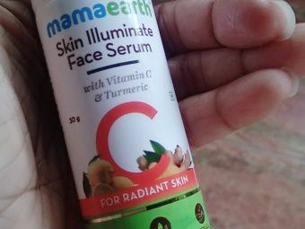 Mamaearth Skin Illuminate Face Serum With Vitamin C & Turmeric -The bestt serum!!!-By __the_rapunzelll__