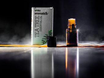 Vasu Aromatics Tea Tree Essential Oil -Surprisingly Amazing Product-By nishmitha_kishore_uchil