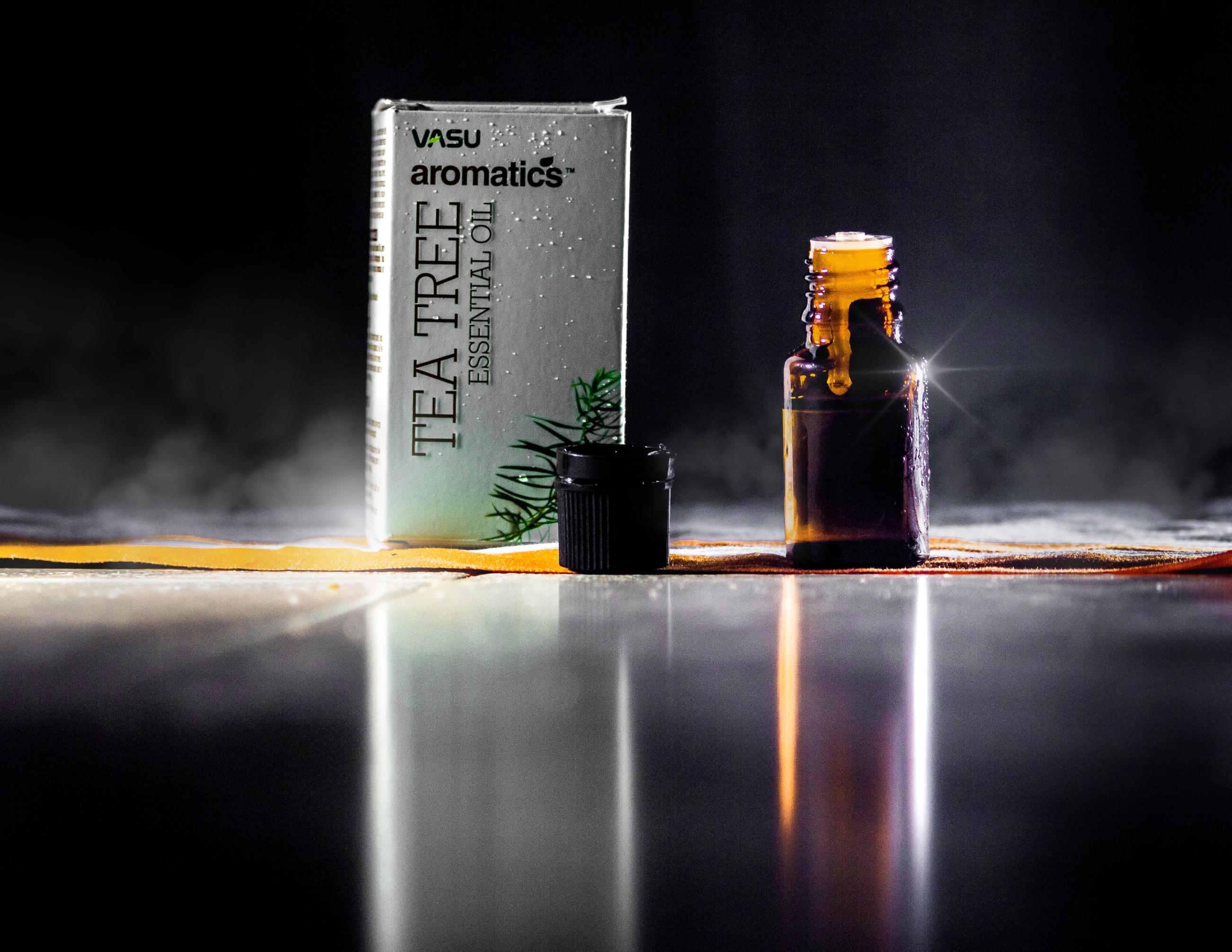 Vasu Aromatics Tea Tree Essential Oil-Surprisingly Amazing Product-By nishmitha_kishore_uchil