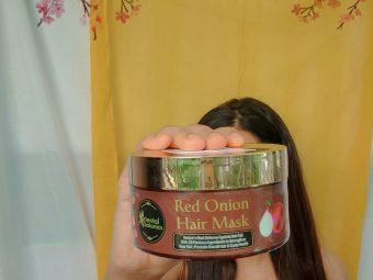 Oriental Botanics Red Onion Hair Mask pic 1-Amazing hair mask-By pratyasha_sarkar