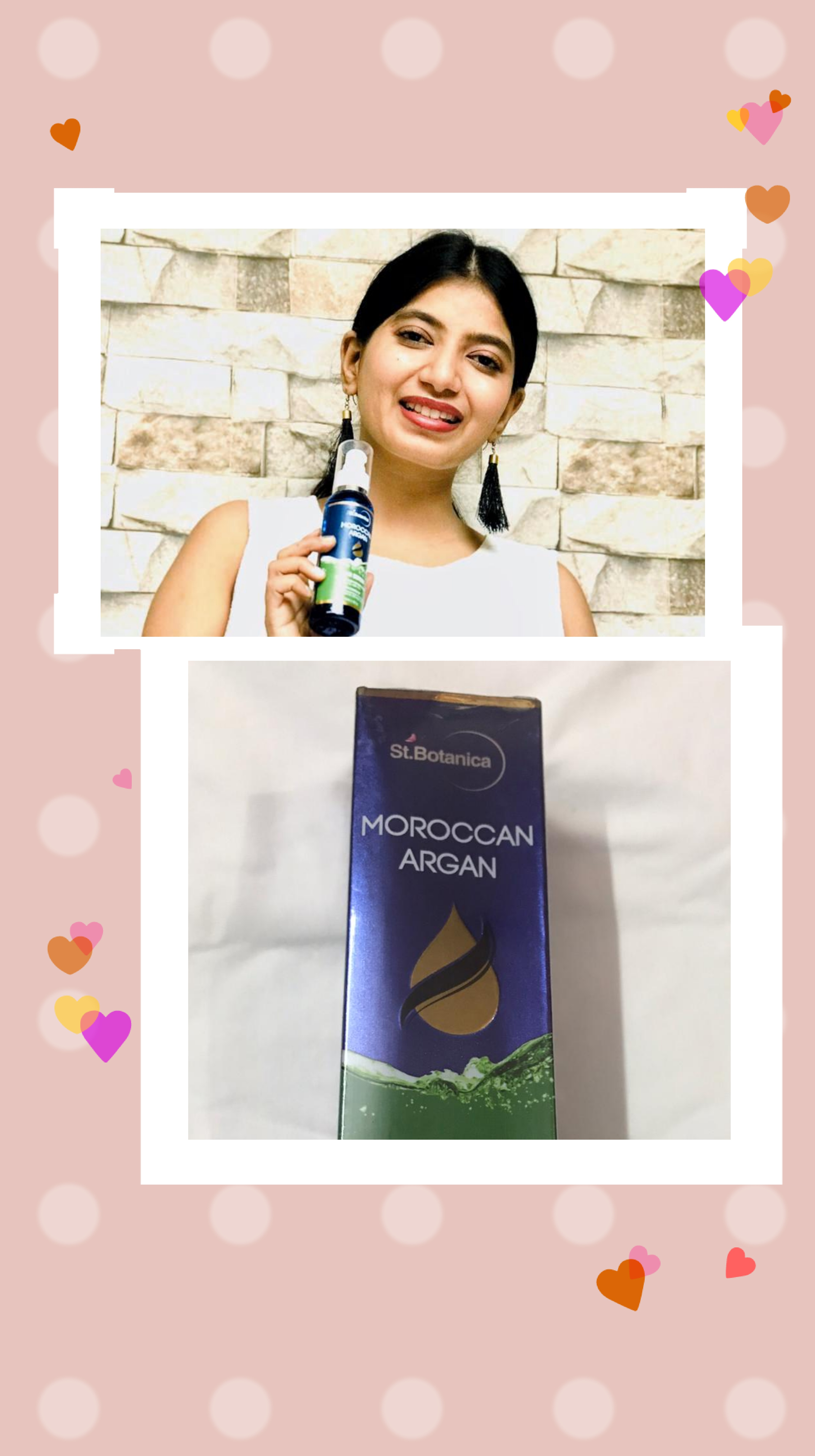 St.Botanica Moroccan Argan Hair Serum pic 2-Best Hair serum for frizzy-By lifecareroutines