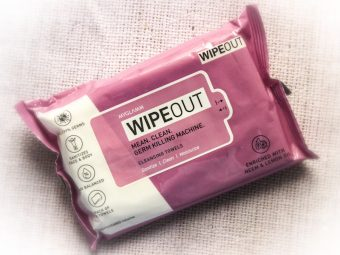 MyGlamm Wipeout Cleansing Towels -Much needed these days-By tarannum