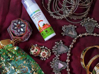 Mamaearth Skin Illuminate Face Serum With Vitamin C & Turmeric -Skin face serum-By the_foodielady