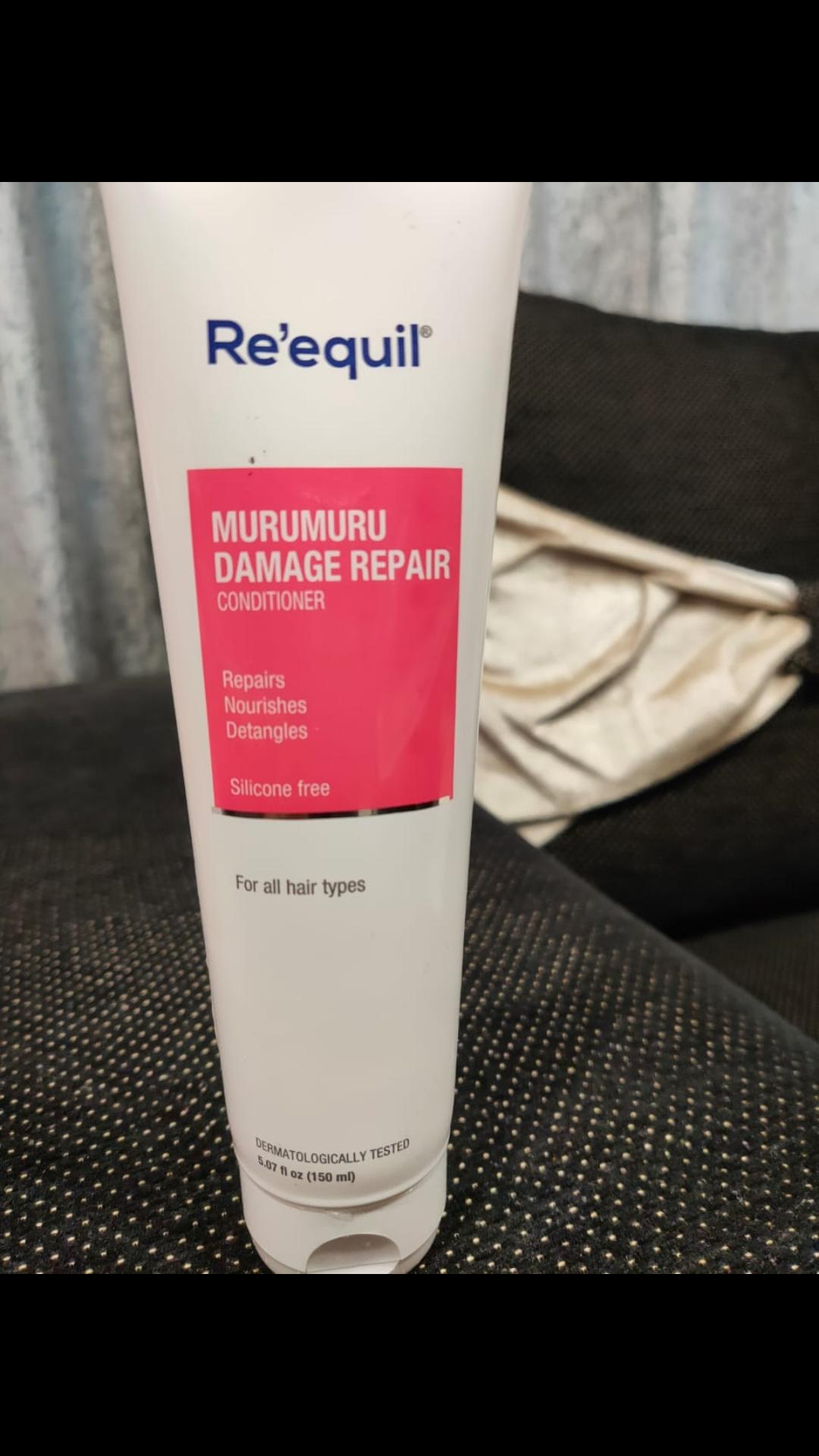 Re'equil Murumuru Damage Repair Conditioner -Amazing conditioner-By mukta_phutela