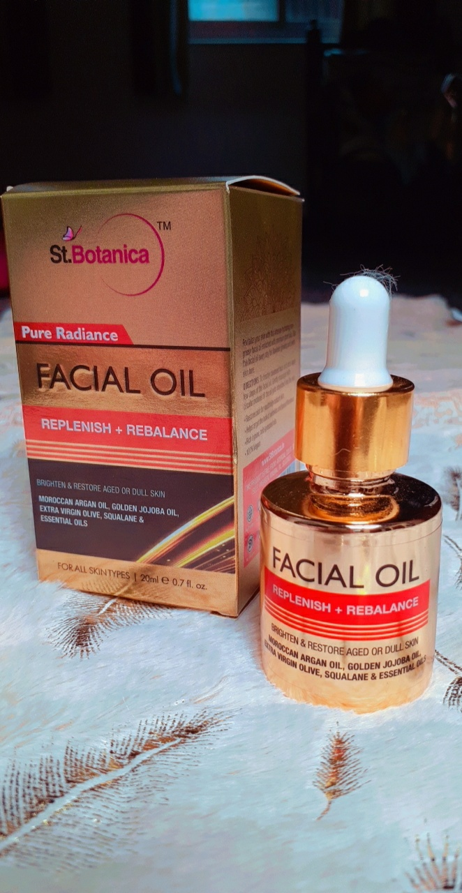 StBotanica Pure Radiance Facial Oil-Bestest Facial Oil ever!-By befizzysheikh_