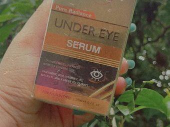 StBotanica Pure Radiance Under Eye Serum -Amazing-By s._jyotismita_